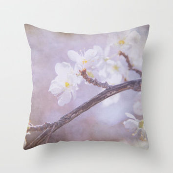 Hope Is Here Throw Pillow by Shawn Terry King | Society6