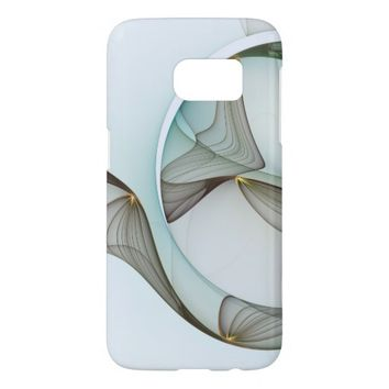 Fractal Abstract Elegance Samsung Galaxy S7 Case