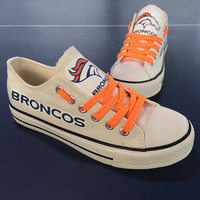 2016 Denver Broncos Sneakers