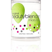 Beauty Blender Micro Mini Sponge, Green(Pack of 2)