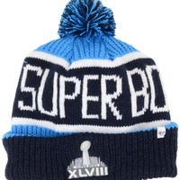 '47 Brand Super Bowl XLVIII Calgary Knit Hat