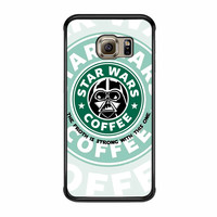 Star Wars Coffee Samsung Galaxy S6 Edge Plus Case
