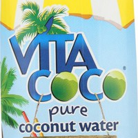 VITA COCO: Pure Coconut Water Lemonade, 500 ml