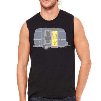 airstream Muscle Tank
