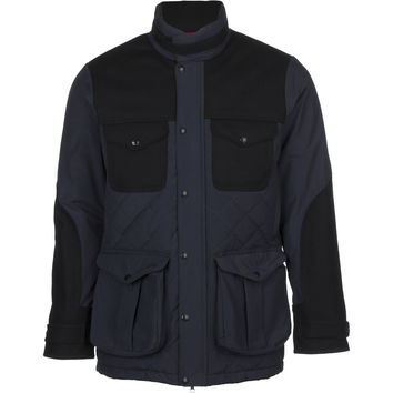 Filson Parka Cruiser Down Jacket - Men's Navy,