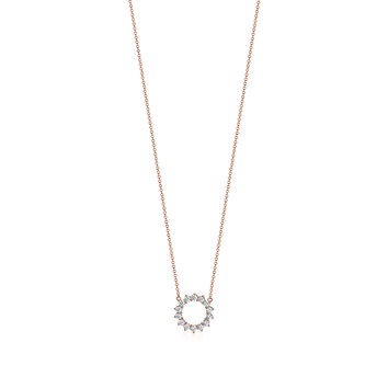 Tiffany & Co. - Open Circle Pendant