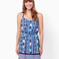 Arrow Day Dress | Fashion Apparel - Vacationland | charming charlie