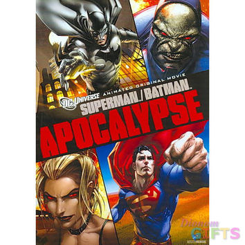 SUPERMAN/BATMAN:APOCALYPSE