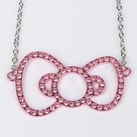 Shop Hello Kitty Necklaces And Pendants On Sanrio