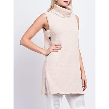 Live Cozy Sweater Tunic