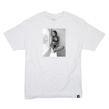 WINDOW TEE - WHITE
