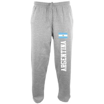 ONETOW Aregentina World Cup Mens Sweatpants