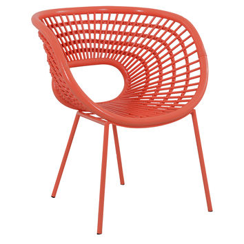 Serban Chair, Coral, Accent & Occasional Chairs