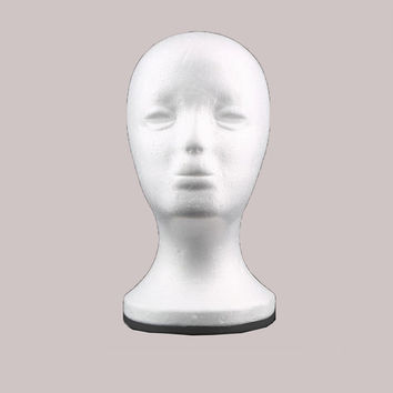Mannequin Head, Hat Display, Hat Stand, Jewelry Display, Store Display, Head Display, Head Mannequin, Wig Display, Head Form, Display Head