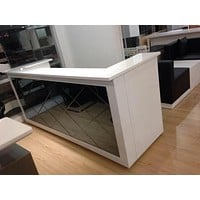 Attractive Beauty Salon Front Table Furniture