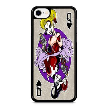 Harley Quinn Batman 5 iPhone 8 Case