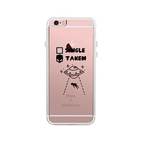 Single Taken Alien Phone Case