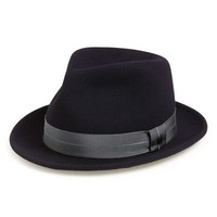 Men's rag & bone 'Hackman' Wool Fedora - Blue