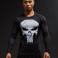 Superhero Compression Long Sleeve