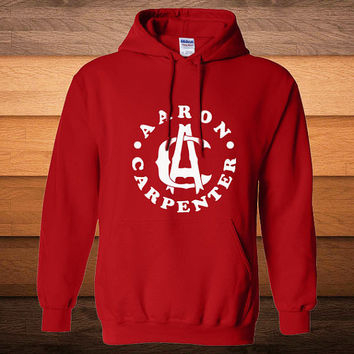 Aaron Carpenter Favorite Design Magcon Boy Hoodie sweatshirt Unisex favorite, christmas gift, holidays