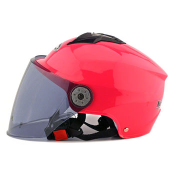 Motorcycle Motor Bike Scooter Safety Helmet 318   pink
