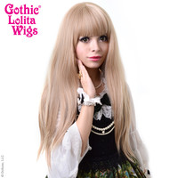 Gothic Lolita Wigs® <br>Bella ™ Collection - Light Medium Blonde -00421