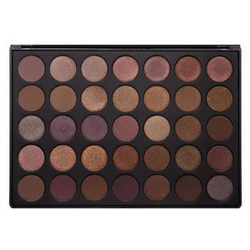 Morphe 35T 35 Color Taupe Palette at Beauty Bay
