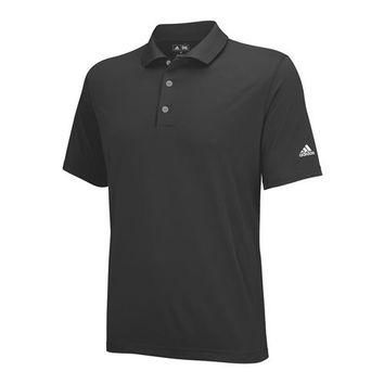 adidas Men's Puremotion Solid Jersey Golf Polo Shirt