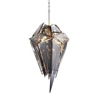 Contemporary Glass Chandelier | Eichholtz Shard