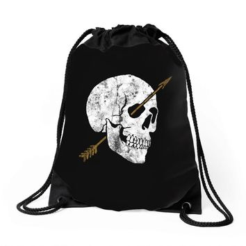 arrow Drawstring Bags