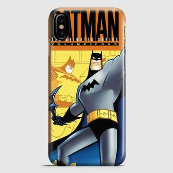Batman Art iPhone X Case