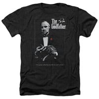 GODFATHER/POSTER-ADULT HEATHER-BLACK