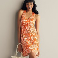 ELLE Swirl Crochet Dress