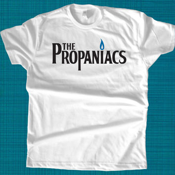 King of the Hill Propaniacs T Shirt