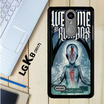 We Came As Romans Cover Z1387 LG K8 2017 / LG Aristo / LG Risio 2 / LG Fortune / LG Phoenix 3 Case