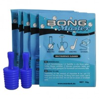 Bong Master - Bong Cleaner Starters Kit