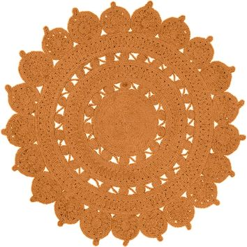 Surya Floor Coverings - SDZ1000 Sundaze 3' Round Area Rug