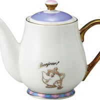 Mrs. Potts and Chip Pot D-BB03 51080 Beauty and the Beast Disney Japan - VeryGoods.JP