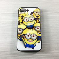 Despicable Me  iPod Touch 4/5 Case,iPhone 4 / 4S Case,iPhone 5 Case,Samsung Galaxy  S2 / S3 / S4 / Note 2 Case