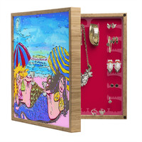 Renie Britenbucher Beached Mermaids BlingBox Petite