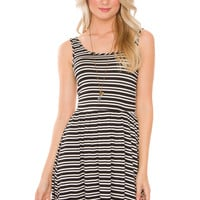 Crissy Stripe Dress
