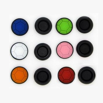 Thumb Stick Grip Caps Gamepad Joystick Cover Case For Sony Playstation Dualshock 3/4 PS3 PS4 Xbox One 360 Controller ThumbStick
