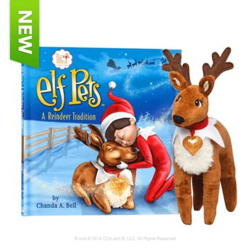 Elf Pets®: A Reindeer Tradition