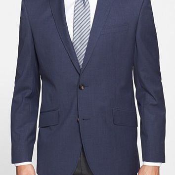 Ted Baker London 'Jones' Trim Fit Check Wool Sport Coat ,