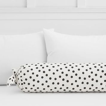 The Emily & Meritt Bolster Pillow