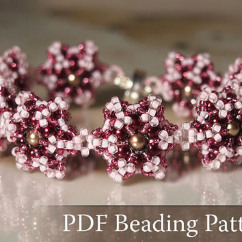 5th Dimension Bracelet Beading Tutorial