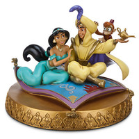 Disney Aladdin and Jasmine Figure | Disney Store
