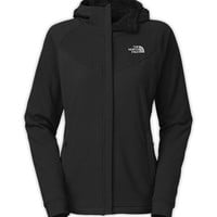 The North Face Women's Jackets & Vests Softshells WOMEN'S MADDIE RASCHEL HOODIE