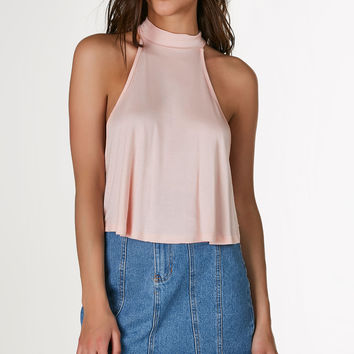 Chill Out Mock Neck Top