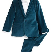 Boy's Appaman 'Mod' Two-Piece Suit